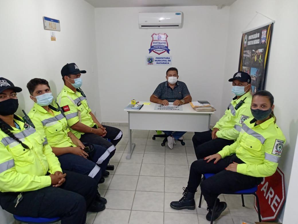 Equipe de Agentes de Trânsito de Mataraca