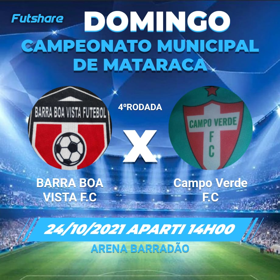 CAMPEONATO MASCULINO DE CAMPO 2021 EM MATARACA